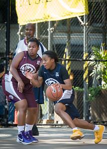 Brittney McFadden, Krystal Parnell West 4th Street Women's Pro Classic NYC: No Limit (Navy) 64 v Saints (Burgundy) 35, William F. Passannante Ballfield, New York, NY, June 17, 2012