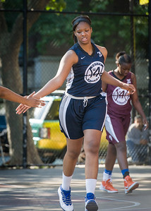 Jennifer Blanding West 4th Street Women's Pro Classic NYC: No Limit (Navy) 64 v Saints (Burgundy) 35, William F. Passannante Ballfield, New York, NY, June 17, 2012