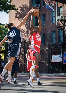 Michelle Campbell, Tori Jarosz West 4th Street Women's Pro Classic NYC: Big East Ballers (Red) 63 v Impulse (Navy) 64, William F. Passannante Ballfield, New York, NY, June 17, 2012