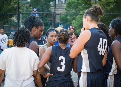 West 4th Street Women's Pro Classic NYC: Big East Ballers (Red) 63 v Impulse (Navy) 64, William F. Passannante Ballfield, New York, NY, June 17, 2012