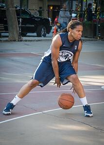 Nadia Duncan West 4th Street Women's Pro Classic NYC: Big East Ballers (Red) 63 v Impulse (Navy) 64, William F. Passannante Ballfield, New York, NY, June 17, 2012