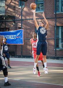 Jarosz Tori West 4th Street Women's Pro Classic NYC: Big East Ballers (Red) 63 v Impulse (Navy) 64, William F. Passannante Ballfield, New York, NY, June 17, 2012