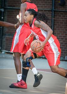 Kellindra Zackery West 4th Street Women's Pro Classic NYC: Big East Ballers (Red) 63 v Impulse (Navy) 64, William F. Passannante Ballfield, New York, NY, June 17, 2012
