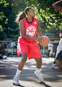 Michelle Campbell West 4th Street Women's Pro Classic NYC: Big East Ballers (Red) 63 v Impulse (Navy) 64, William F. Passannante Ballfield, New York, NY, June 17, 2012