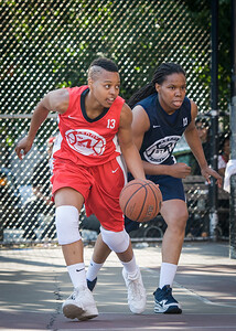 Nicole Rhem, Nadia Duncan West 4th Street Women's Pro Classic NYC: Big East Ballers (Red) 63 v Impulse (Navy) 64, William F. Passannante Ballfield, New York, NY, June 17, 2012