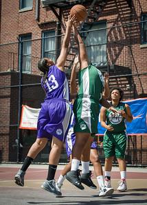 Milan Germany, CeeCee Rodriguez West 4th Street Women's Pro Classic NYC: Exodus NYC Apache (Green) 61 v Da Bizznezz (Purple) 42, William F. Passannante Ballfield, New York, NY, June 23, 2012