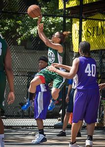 Marissa Flagg West 4th Street Women's Pro Classic NYC: Exodus NYC Apache (Green) 61 v Da Bizznezz (Purple) 42, William F. Passannante Ballfield, New York, NY, June 23, 2012