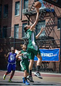Charisse Johnson West 4th Street Women's Pro Classic NYC: Exodus NYC Apache (Green) 61 v Da Bizznezz (Purple) 42, William F. Passannante Ballfield, New York, NY, June 23, 2012