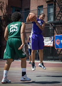 Jamilla Williams West 4th Street Women's Pro Classic NYC: Exodus NYC Apache (Green) 61 v Da Bizznezz (Purple) 42, William F. Passannante Ballfield, New York, NY, June 23, 2012