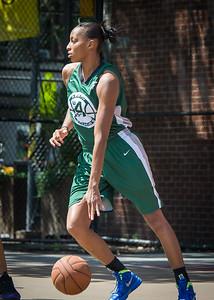 Nicole Michael West 4th Street Women's Pro Classic NYC: Exodus NYC Apache (Green) 61 v Da Bizznezz (Purple) 42, William F. Passannante Ballfield, New York, NY, June 23, 2012