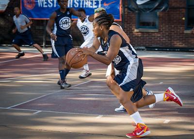 Nina Granberry West 4th Street Women's Pro Classic NYC: Impulse (Navy) 65 v Crossover (White) 47, William F. Passannante Ballfield, New York, NY, June 23, 2012