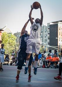 Takima Lucky West 4th Street Women's Pro Classic NYC: Impulse (Navy) 65 v Crossover (White) 47, William F. Passannante Ballfield, New York, NY, June 23, 2012