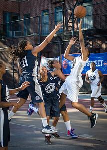 Jasmine Odom, Nadia Duncan West 4th Street Women's Pro Classic NYC: Impulse (Navy) 65 v Crossover (White) 47, William F. Passannante Ballfield, New York, NY, June 23, 2012