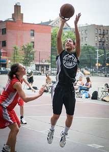 M. Javadifar West 4th Street Women's Pro Classic NYC: Cobra Hustlers (Black) 72 v Ball 4 Life (Red) 52, William F. Passannante Ballfield, New York, NY, July 7, 2012