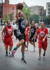 Mary Lepore West 4th Street Women's Pro Classic NYC: Cobra Hustlers (Black) 72 v Ball 4 Life (Red) 52, William F. Passannante Ballfield, New York, NY, July 7, 2012