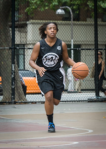 Aziza Patterson West 4th Street Women's Pro Classic NYC: Down the Hatch (Black) 69 v Crossover (White) 36, William F. Passannante Ballfield, New York, NY, July 14, 2012