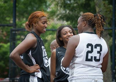 West 4th Street Women's Pro Classic NYC: Down the Hatch (Black) 69 v Crossover (White) 36, William F. Passannante Ballfield, New York, NY, July 14, 2012