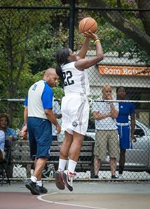 Jordan McLeggan West 4th Street Women's Pro Classic NYC: Down the Hatch (Black) 69 v Crossover (White) 36, William F. Passannante Ballfield, New York, NY, July 14, 2012
