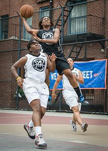Aziza Patterson, Jordan McLeggan West 4th Street Women's Pro Classic NYC: Down the Hatch (Black) 69 v Crossover (White) 36, William F. Passannante Ballfield, New York, NY, July 14, 2012