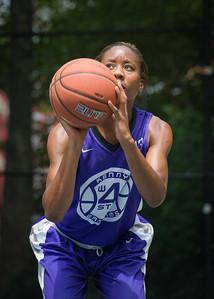 "Toni-Ann Lawrence West 4th Street Women's Pro Classic NYC: Run N Shoot (Purple) 79 v Impulse (Navy) 49, ""The Cage"", New York, NY, July 15, 2012"