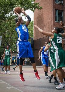 Sharlenia Charles, Keir Dargon West 4th Street Women's Pro Classic NYC: Primetime (Blue) 82 v Quiet Storm (Green) 51, William F. Passannante Ballfield, New York, NY, July 15, 2012