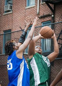 Rachelle Brown West 4th Street Women's Pro Classic NYC: Primetime (Blue) 82 v Quiet Storm (Green) 51, William F. Passannante Ballfield, New York, NY, July 15, 2012
