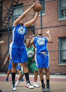 Dana Wynne, Crystal McFadden West 4th Street Women's Pro Classic NYC: Primetime (Blue) 82 v Quiet Storm (Green) 51, William F. Passannante Ballfield, New York, NY, July 15, 2012