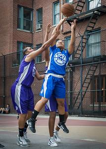 Shonda Hawthorne West 4th Street Women's Pro Classic NYC: Lady Soldiers (Blue) 83 v Da Bizznezz (Purple) 54, William F. Passannante Ballfield, New York, NY, July 15, 2012