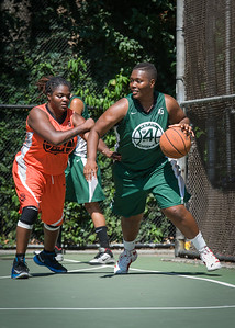 "Milan Germany, Lawanda Greene West 4th Street Women's Pro Classic NYC: Exodus NYC Apache (Green) 61 v Deuce Trey (Orange) 47, ""The Cage"", New York, NY, August 4, 2012"