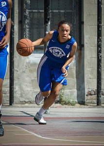 Sade Jackson West 4th Street Women's Pro Classic NYC: Lady Soldiers (Blue) 59 v Imperial Crew (Grey) 50, William F. Passannante Ballfield, New York, NY, August 4, 2012.