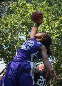 "Stephany Neptune West 4th Street Women's Pro Classic NYC: Run N Shoot (Purple) 93 v Cobra Hustlers (Black) 61 , ""The Cage"", New York, NY, August 11, 2012"
