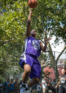 "Dawn Coleman West 4th Street Women's Pro Classic NYC: Run N Shoot (Purple) 93 v Cobra Hustlers (Black) 61 , ""The Cage"", New York, NY, August 11, 2012"