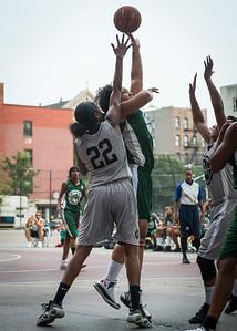 Taisha Hylor West 4th Street Women's Pro Classic NYC: Imperial Crew (Grey) 46 v Quiet Storm (Green) 43, William F. Passannante Ballfield, New York, NY, August 11, 2012.