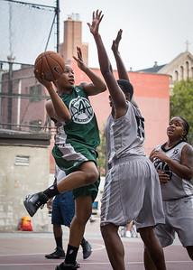 Ann Barrino West 4th Street Women's Pro Classic NYC: Imperial Crew (Grey) 46 v Quiet Storm (Green) 43, William F. Passannante Ballfield, New York, NY, August 11, 2012.