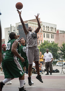 Allison Thorne  West 4th Street Women's Pro Classic NYC: Imperial Crew (Grey) 46 v Quiet Storm (Green) 43, William F. Passannante Ballfield, New York, NY, August 11, 2012.