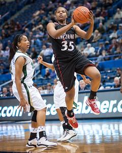 Daress McClung, Cincinnati Bearcats