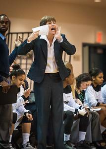LIU Head Coach Gail Striegler