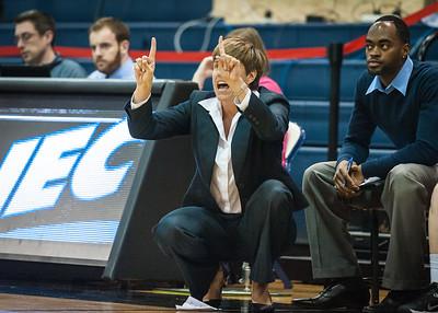 LIU Head Coach: Gail Striegler