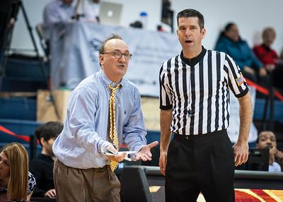 Robert Morris head coach Sal Buscaglia