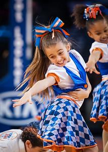 Knicks City Kid Dancers