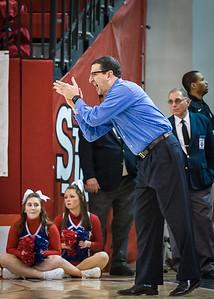 Dayton head coach Jim Jabir