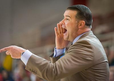 Kentucky head coach Matthew Mitchell