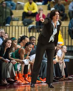 Miami Head Coach Katie Meier