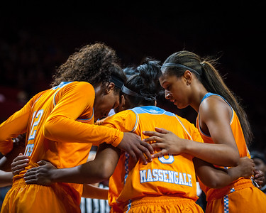 (NCAA Women's Basketball: Rutgers Scarlet Knights 45 v Tennessee Lady Vols 55, Louis Brown Athletic Center, Piscataway, NJ. December, 14, 2014.)
