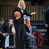Maryland head coach Brenda Frese