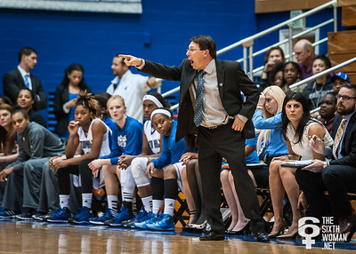 Seton Hall head coach Anthony Bozzella.