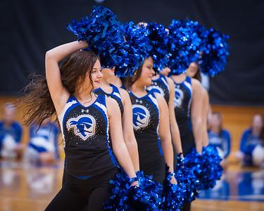 Sapphires, Seton Hall Dancers
