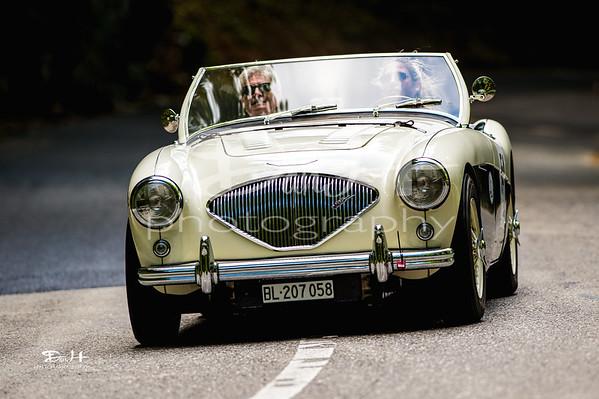 Austin Healey 100 BN2 1956