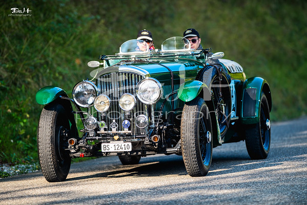 Bentley TT Racer 1934