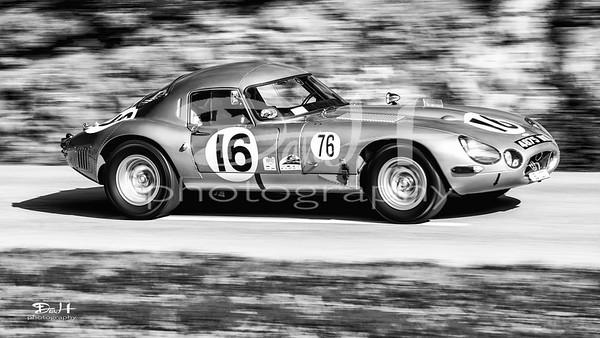 Jaguar LWE Low Drag 1961